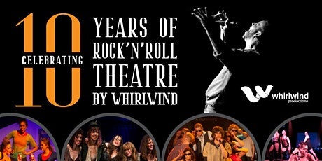 Whirlwind Productions NZ 10th Year Anniversary Celebration - Friday Nov 6 tickets