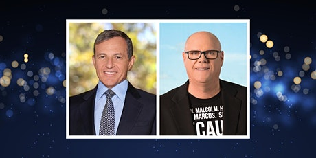 When Leaders Dream Big: A Conversation with Bob Iger and Jack Salzwedel tickets