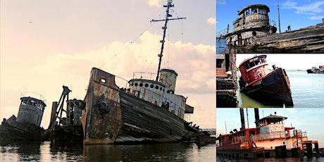 'The Ship Graveyards of Staten Island' Webinar