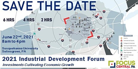 Focus Central Pennsylvania Industrial Development Forum tickets