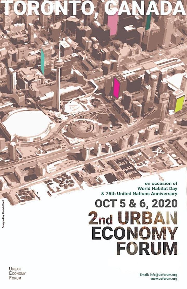 Urban Economy Forum 2020 image