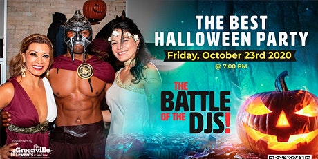 The Biggest Halloween Party—The Battle of the DJs! tickets
