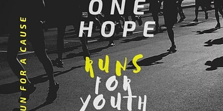 ONE HOPE 5K: Run for the Youth tickets