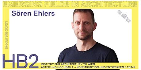Sören Ehlers | Konstruktion von Schiffen tickets
