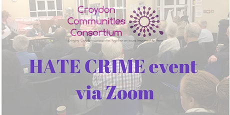Hate Crime and Croydon - Your questions answered tickets