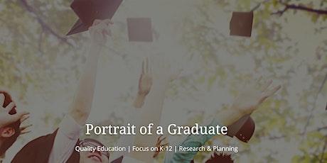 Berkshire Portrait of a Graduate (Virtual) Community Convening (Day #3) tickets