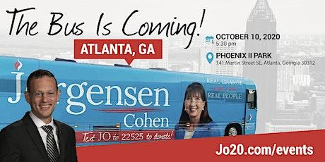 BUS TOUR 2.0 with Spike Cohen:  Atlanta, GA tickets
