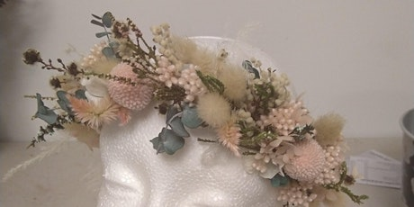 Create your own preserved flower Crown or Headband tickets