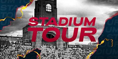 DALL'ARA STADIUM TOUR (15€/12€ rid) biglietti