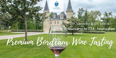 Premium Bordeaux Wine Tasting tickets