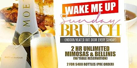 """""""WAKE ME UP"""" SUNDAY BRUNCH IN MANHATTAN 2PM-10PM  (SECRET LOCATION) tickets"""