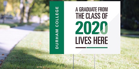 DC Celebrates You! Free Lawn Sign Pick-up Event (Oshawa Campus) tickets