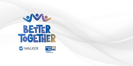 Walker | United Way 2020 Better Together Walk/Run tickets