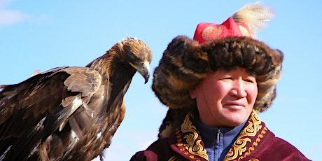 Festival dell'aquila - Mongolia - proiezione di Marco Pistolozzi biglietti