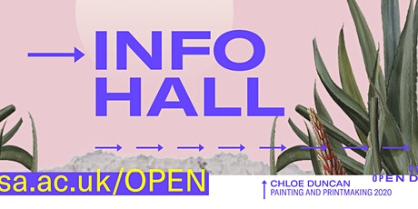 Information Hall: Student Exchange tickets