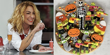 Boozy Boos Halloween Cookie  Decorating Workshop for Adults at Capitoline tickets