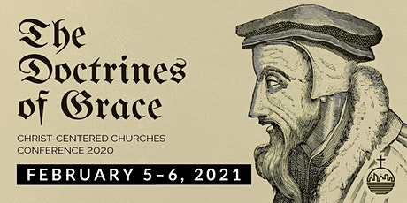 2020 Christ-Centered Churches Conference: The tickets
