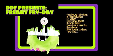 Freaky Fry-Day tickets