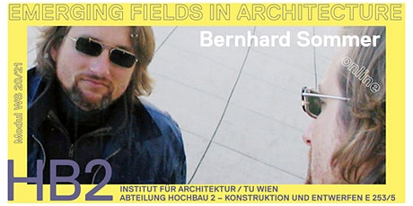 Bernhard Sommer | Architektur und Energie