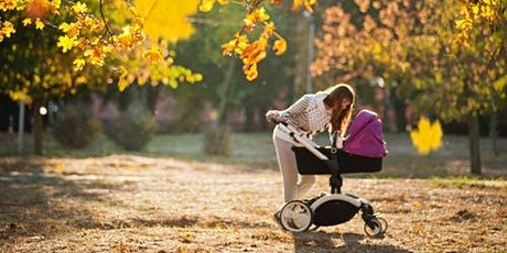 Stroller Walk and Talk - October 20th at 2:00 PM tickets