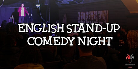 English Stand-Up Comedy Night - Open Mic & Comedy Showcase tickets
