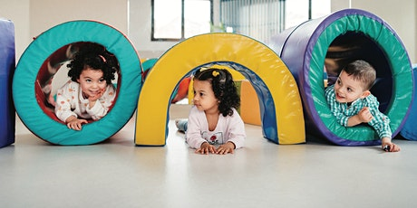 Indoor  EarlyON Playgroup - October 21st at 10:00AM tickets