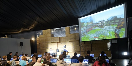 "ROME VIDEO GAME LAB - workshop ""A scuola con Minecraft"" biglietti"