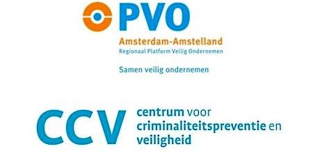 Masterclass Cybercrime 2 - Hoe kwetsbaar ben je als  het echt misgaat?! tickets