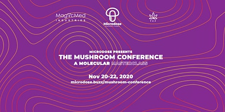 The Mushroom Conference: A Molecular Masterclass tickets