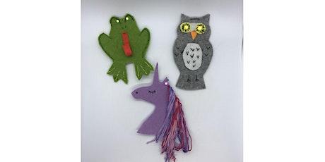 Wizarding Week Fantastical Beasts LED Badges