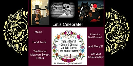 Day of the Dead ~ Celebration tickets