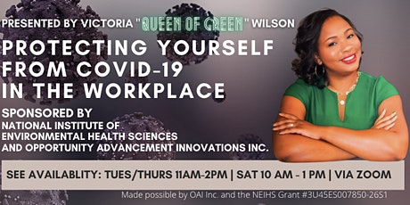 Protecting Yourself From COVID-19 in the Workplace	tickets