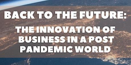 Tackling Crisis by Democratising Innovation tickets
