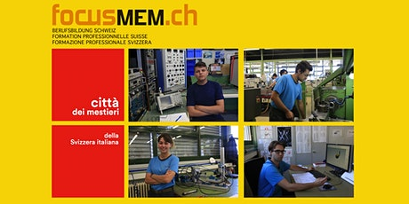 Le professioni della metalmeccanica biglietti