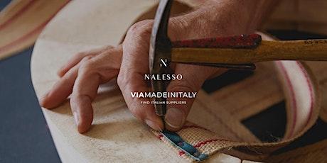 Il nuovo marketplace del made in Italy e le sue eccellenze. biglietti