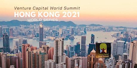 Hong Kong 2021 Venture Capital World Summit tickets
