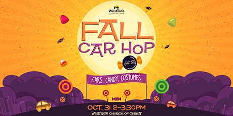 Fall Car Hop tickets
