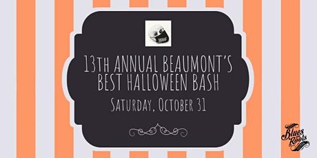 BBRF Halloween Party 2020 tickets