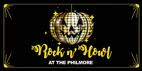 (21+) Rock n' Howl at The Philmore Featuring Whoa, Man! tickets
