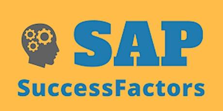 Get Certified in SAP SuccessFactors!!! tickets