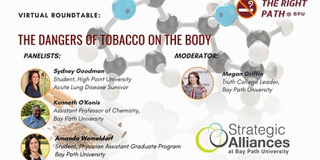 Truth Initiative: The Dangers of Tobacco on the Body tickets