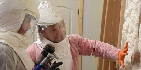 2 Day Fiberglass and Spray Foam Insulation Training   Syracuse, NY tickets