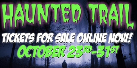 Turkey Mountain Haunted Trail tickets