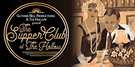 The Supper Club at the Hollow featuring Grateful Duo tickets