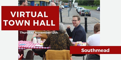 Virtual Town Hall: Southmead tickets