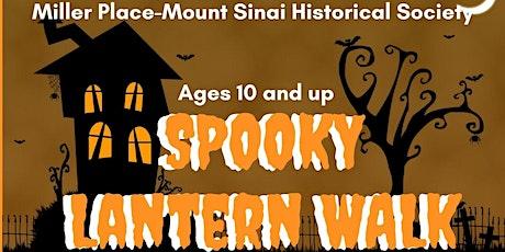 Spooky Tour tickets