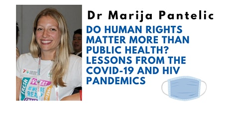 Do Human Rights Matter More Than Public Health? tickets