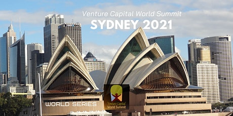 Sydney 2021 Q4 Venture Capital World Summit tickets
