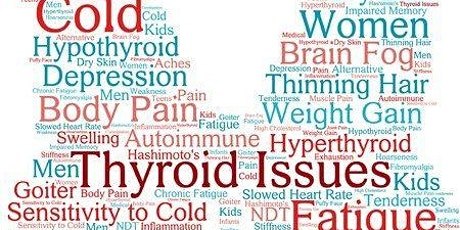 Thyroid Disease Awareness  with Dr Neville Wilson and Barbara Barrett tickets