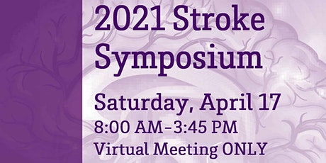 2021 Stroke Symposium tickets